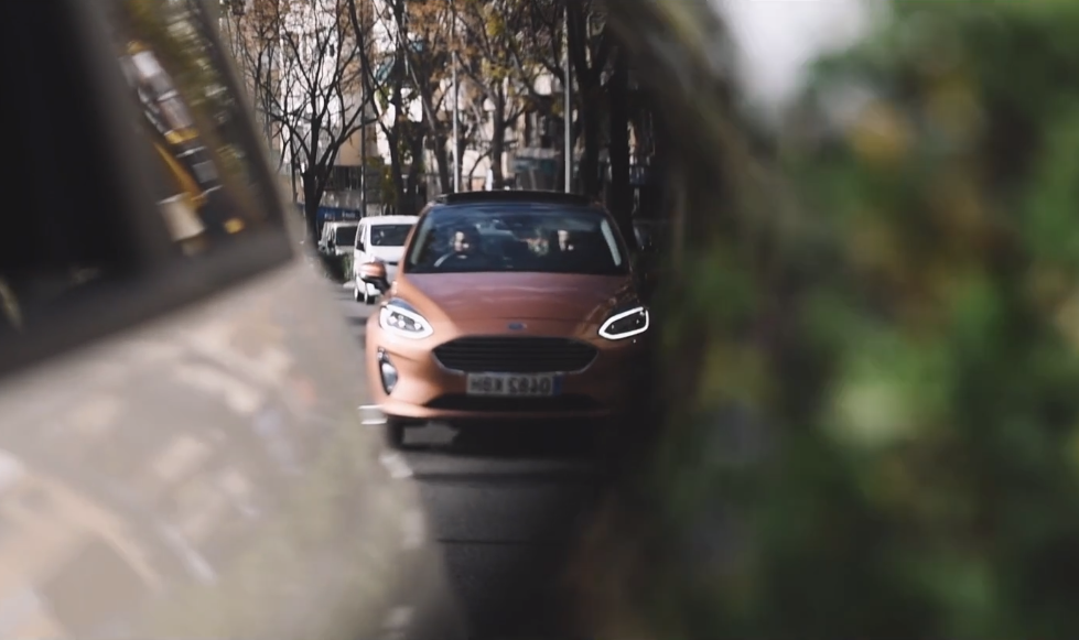 Video Redes sociales Ford Fiesta